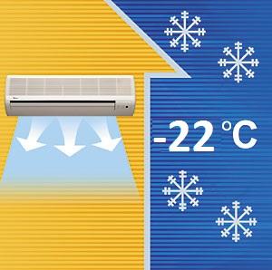 до -22°С