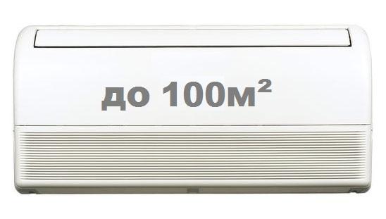 до 100 м²