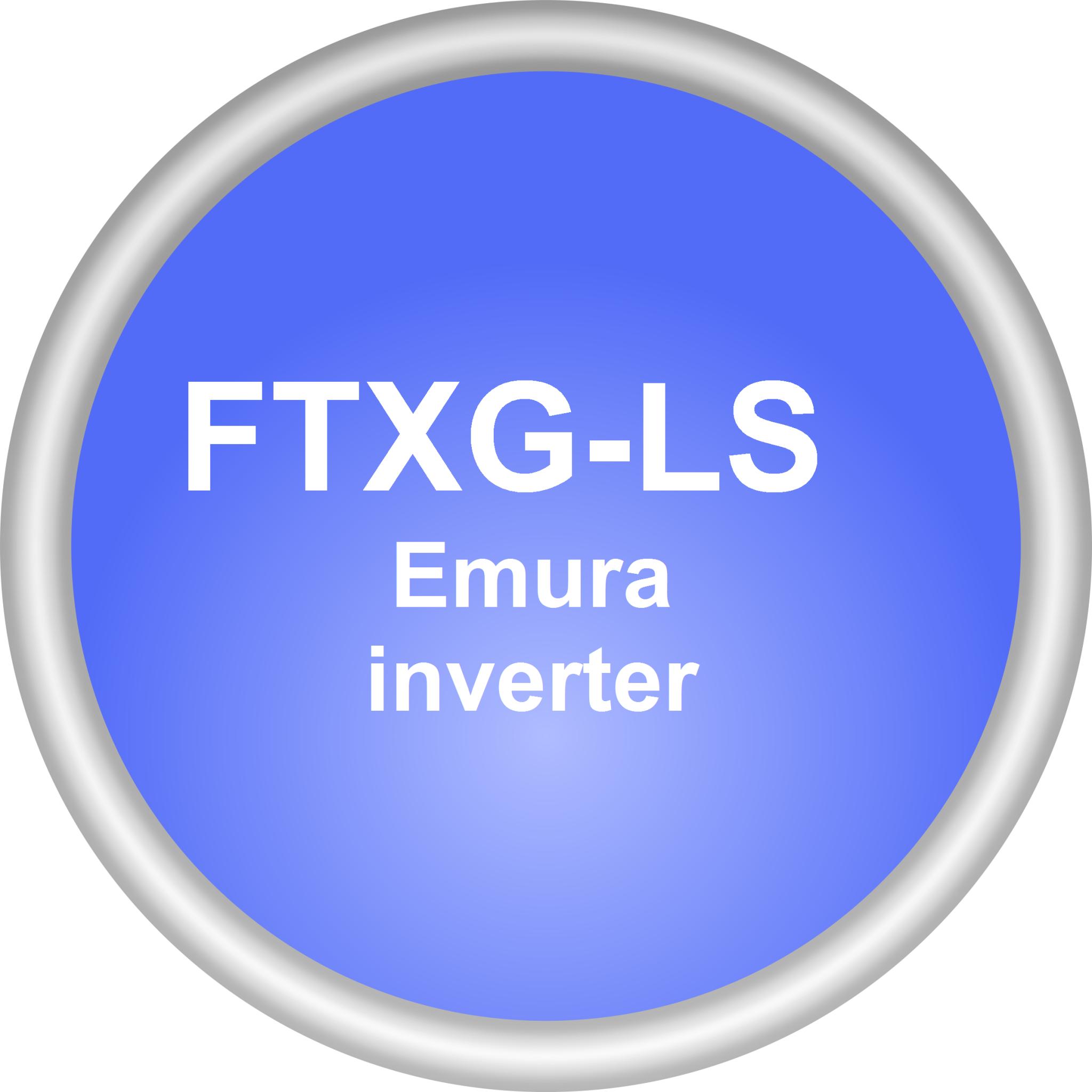 Инвертор FTXG-LS Emura