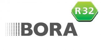 Инвертор Bora (до -15°) фреон R32, wi-fi