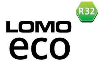 Инвертор Lomo Eco (до -15°) фреон R32 Модели 2018 года