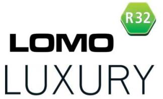 Инвертор Lomo Luxury (до -25°С) фреон R32 Модели 2018 года