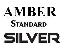 Инвертор Amber Standart Sliver (до -25°) фреон R32, wi-fi
